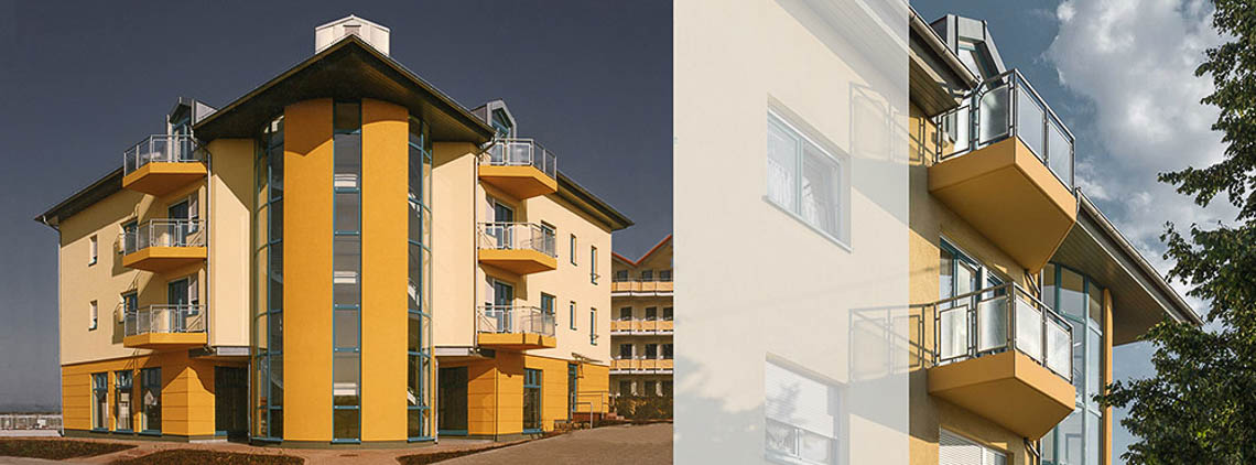 1996 1997 neubau wohn und gesch ftshaus am ringelberg. Black Bedroom Furniture Sets. Home Design Ideas