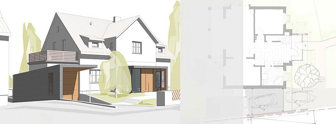 2014 erweiterung und umbau eines einfamilienhauses erfurt. Black Bedroom Furniture Sets. Home Design Ideas